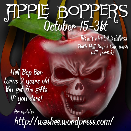 Apple-Boppers