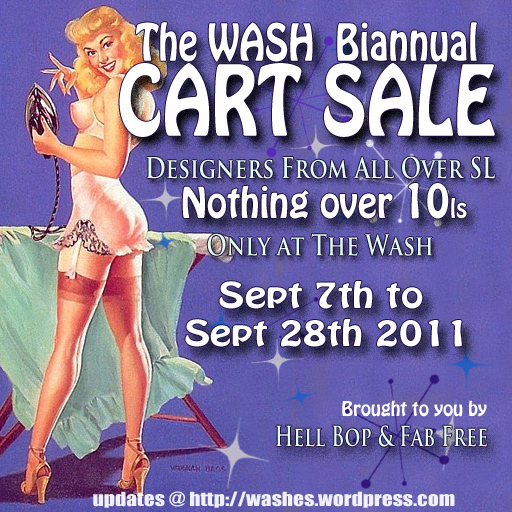 Cart Sale